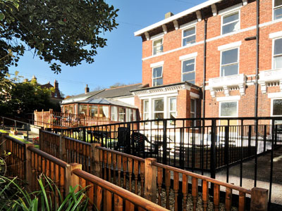 Image of Cedar House, a Care North East Care Home