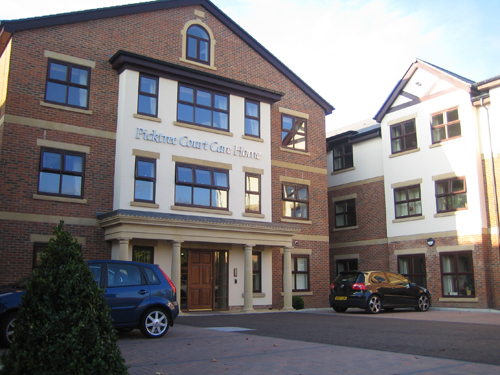 Image of Picktree Court, a Care North East Care Home