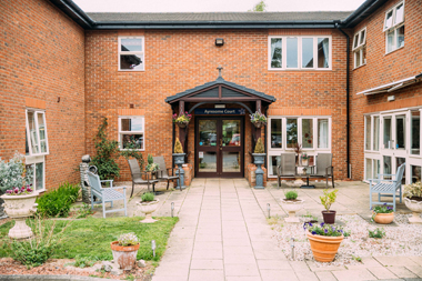 Image of Newton Hall, a Care North East Care Home
